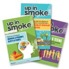 "Marijuana ""Up In Smoke"" 3 Poster Pack, 3011776, Drug and Alcohol Education"