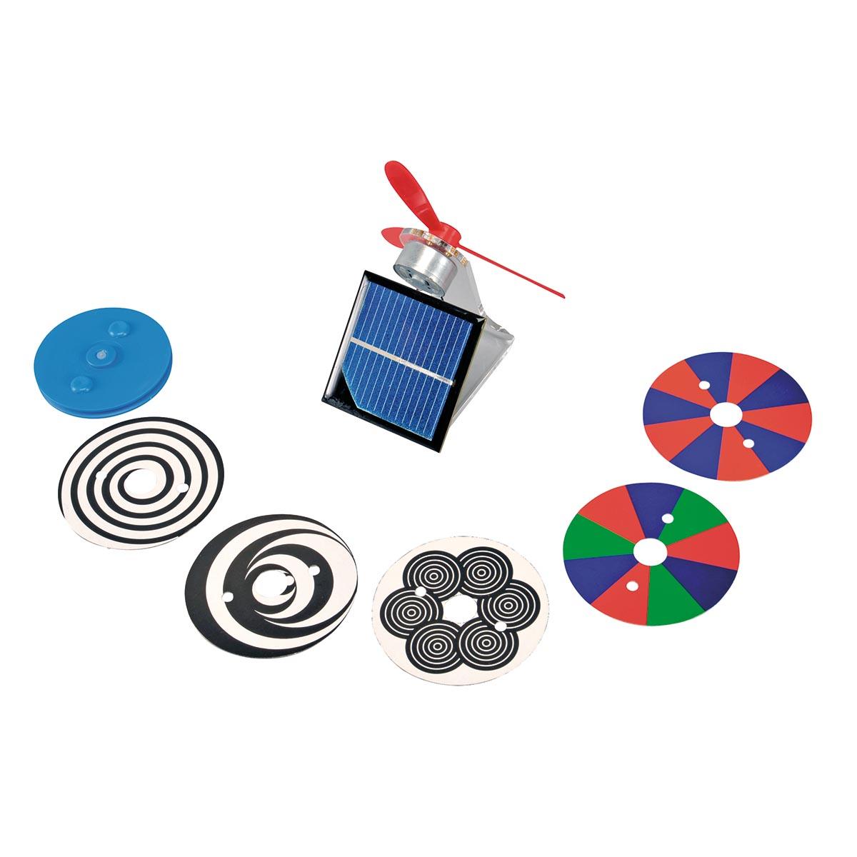 Solar Electric Motor 1002696 U10974 Solar Energy