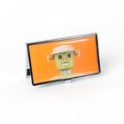 Robot Business Card Holder, U49278OR, Books, Cards and Stationery