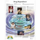 Drug Dependence Chart, 4006726 [VR1781UU], Drug and Alcohol Education