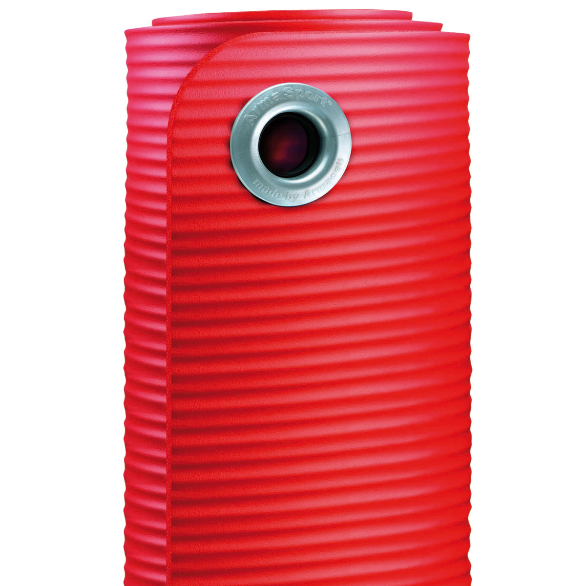 Mat, Red, With Grommets 180 X 80 X 1.5 Cm