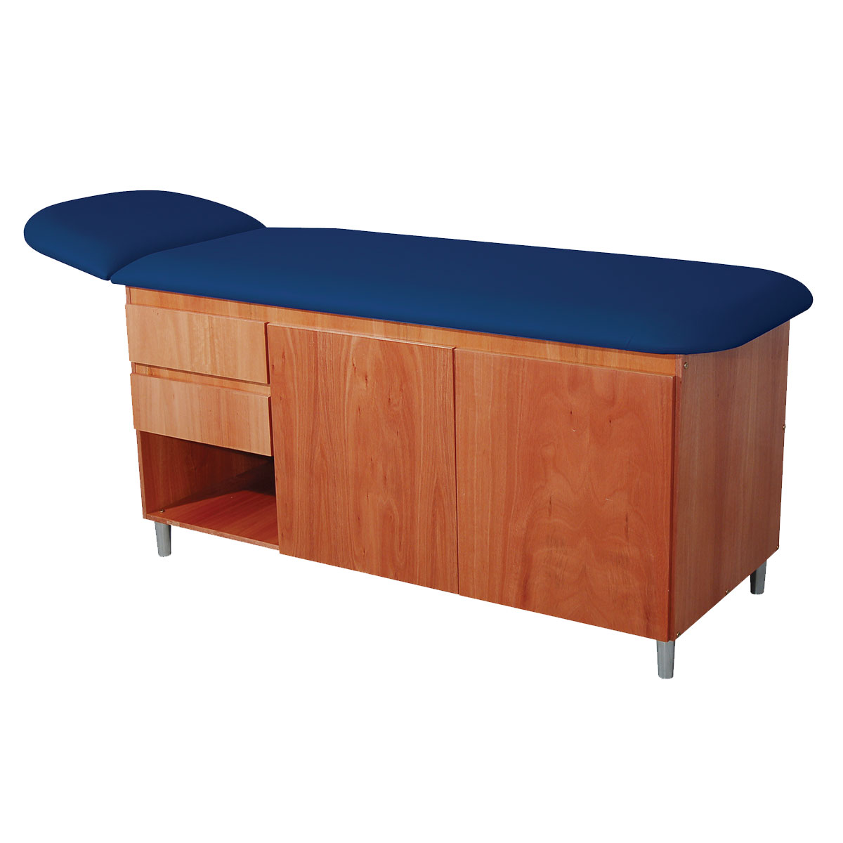 Treatment table classic straight line table with drawers for Html table lines