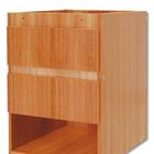 Storage Cabinet with Two Drawers,W15175