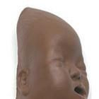 Baby Anne CPR with Soft Pack, Dark Skin, 1005220 [W19542], BLS Child