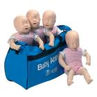 CPR Baby Anne, 4-Pack,W19543