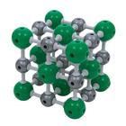 Sodium Chloride Model, 27 Atoms,W19705