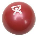 Cando Plyometric Weighted Ball, red, 3.3 lbs | Alternative to dumbbells, 1008994 [W40122], Weights