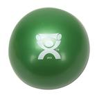 Cando Plyometric Weighted Ball, green, 4.4 lbs | Alternative to dumbbells, 1008995 [W40123], Weights