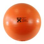 Cando Deluxe Anti-Burst Exercise Ball, orange, 55cm,W40138