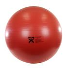 Cando Deluxe Anti-Burst Exercise Ball, red, 75cm, 1009001 [W40140], Exercise Balls