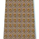 Necktie Dust Mite -Tan - Silk,W40905