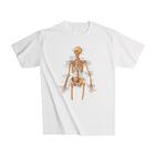 Anatomical T-Shirt Skeleton, XL, 1005503 [W41011], Geek Gifts