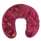 Dreamtime Shoulder Wrap - Cranberry Dragonfly,W41132CB