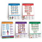 W411752FS: Trigger Point Flip Chart Set of 5