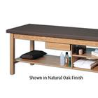 Hausmann Ind. Treatment Table w/ Drawer and Storage Shelf,W42704