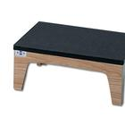 Laminant Foot Stool, Oak, W42709O, Stools and Chairs
