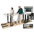 Hausmann 1398 Mobility Platform with Electric Height Bars, W42736, Parallel Bars and Wall Bars