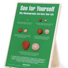 Why Mammography Can Save Your Life Easel Display, 3004678 [W43130], Women's Health Education