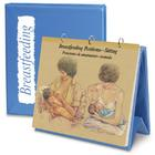 Breastfeeding Chart Collection - In a Binder/Easel Display, 3010749 [W43159], Parenting Education
