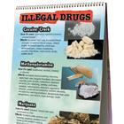 Substance Abuse ID Guide Flip Chart, 3004714 [W43179], Drug and Alcohol Education