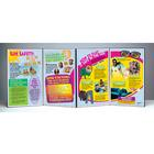Sun Safety: Ban The Burn Folding Display, 3004727 [W43194], Sun Safety Education