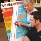 Heart Disease Risk Factors Display, 3004737 [W43209], Heart Health and Fitness Education