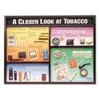 A Closer Look at Tobacco 3D Display, 3011553 [W43239], Tobacco Education