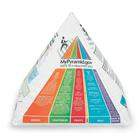 Inflatable Food Pyramid, W44690, Food Replicas