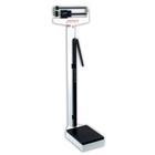 Detecto Eye-Level Physician Scales w/ Height Rod, 1017443 [W46245], Professional Scales
