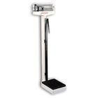Stainless Steel Eye-Level Physician Scales w/o Height Rod, 1017444 [W46246S], Professional Scales