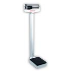 Detecto Dual Reading Eye-Level Physicians Scale w/o Height Rod, 1017448 [W46248], Professional Scales