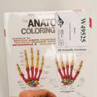 Anatomy Coloring Book,W49525