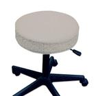Pneumatic Stool - Dove with Back, W50256, Stools and Chairs