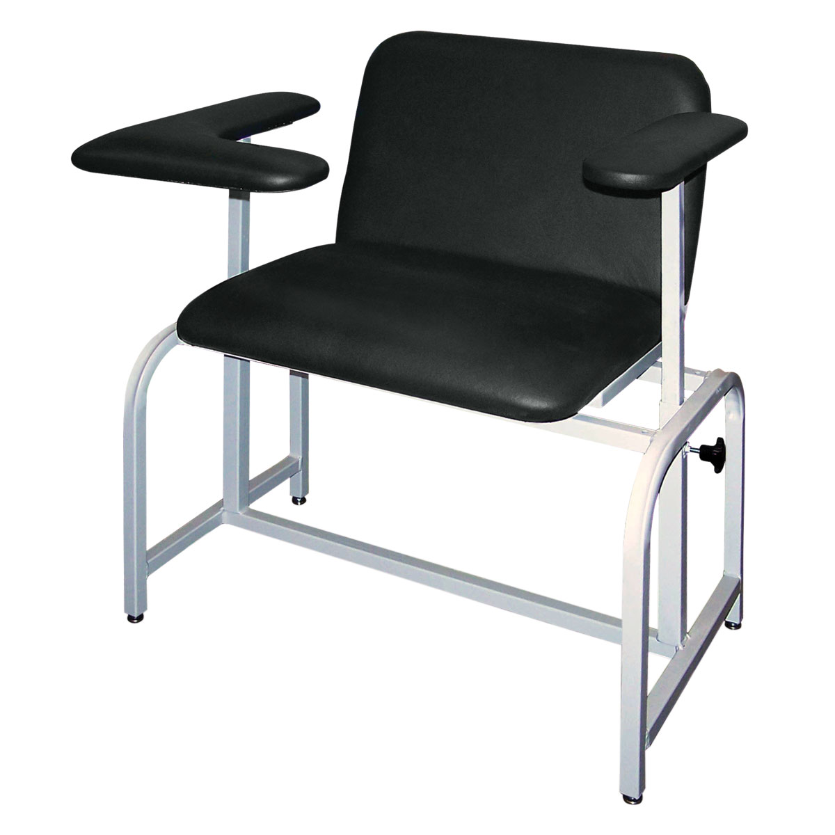 Bariatric Blood Drawing Chair W50555 Hausmann 2198