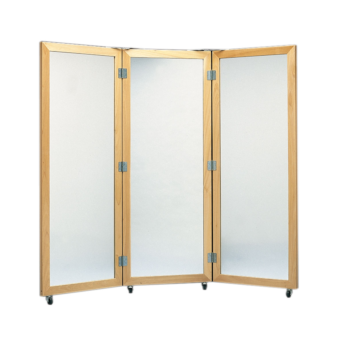 Full length 3 way mirror - Adult 3 Way Mobile Mirror