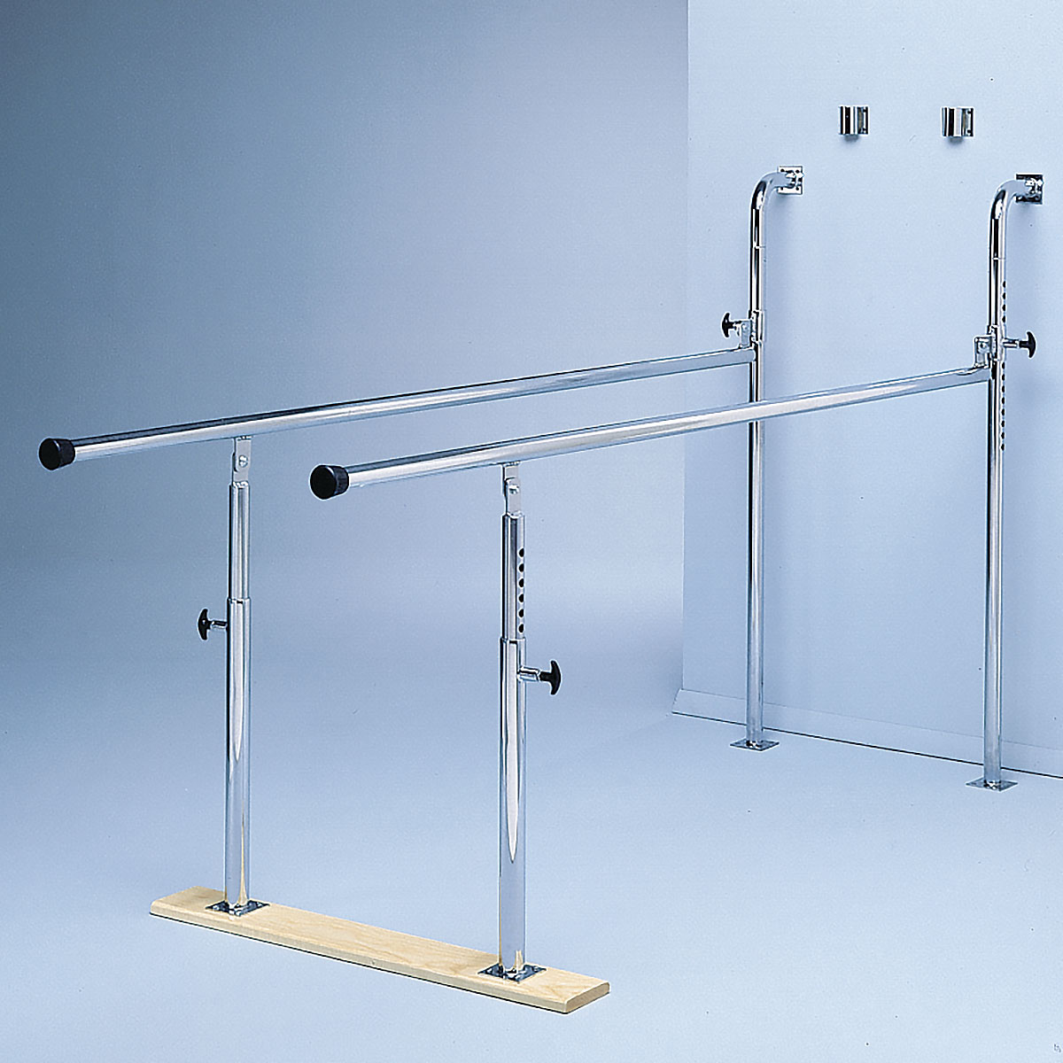 Wall Mounted Folding Parallel Bars 7 W Bailey