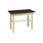 Taping Table Upholstered 36inH BLACK, W50854BK, Taping and Sports Treatment Tables