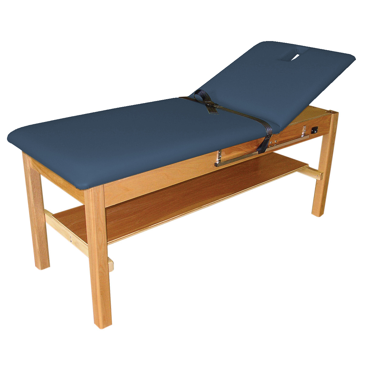Back Extension Treatment Table Blue Ridge W50856br