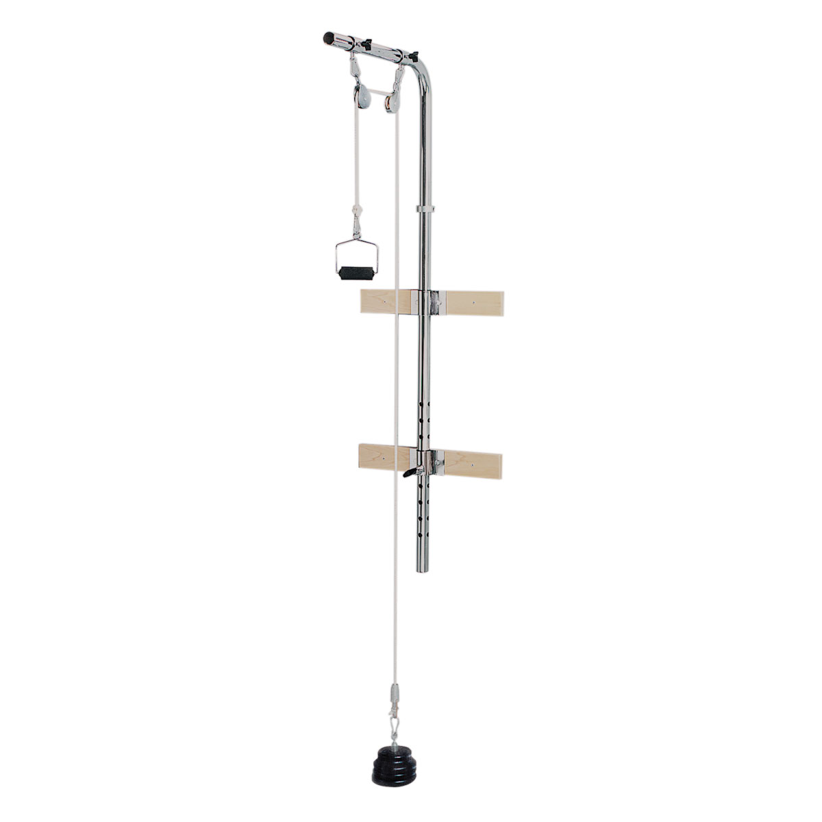 Wall Mounted Weight Pulley System Overhead Wall Pulley System