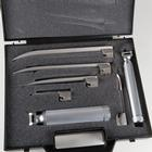 W51506: FIBEROPTIC  LARYNGOSCOPE SETS, Macintosh