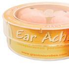 Petri Dish Ear Ache Giant Microbe,W53259P