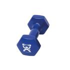 Cando Dumbbells - 5 lbs. Blue, 1015475 [W53642], Weights