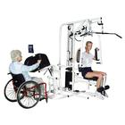 Pro Gym Cross Trainer w/355-E1 Cycle,W54933