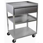 3 Shelf Cart with Drawer,W56108