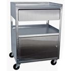 Cabinet Cart with Drawer,W56109