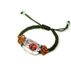 Real Bug Bracelet: Red Bug,W59628