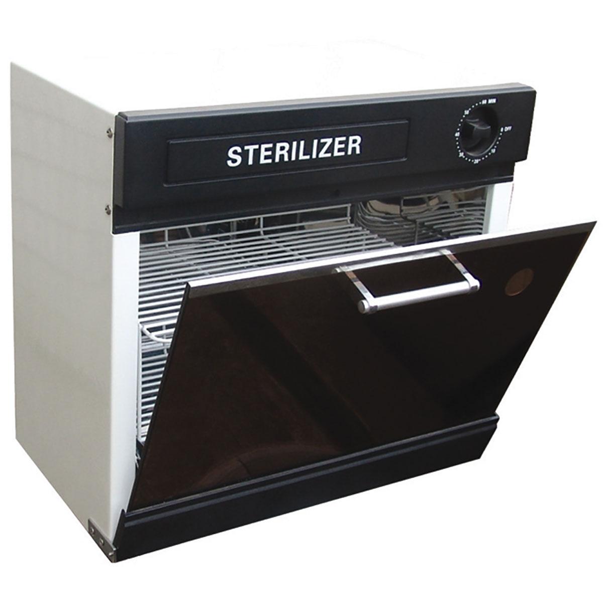 Uv sterilizer hook up