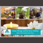 Aromatherapy and the Seven Chakras, 8 CEU's, W60660A, Continuing Education Courses