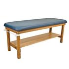 Oakworks Powerline Treatment Table with Shelf,W60749SH