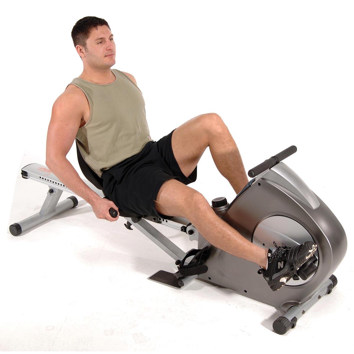 3b Scientific Stark Pilates Combo Chair: Conversion II ® Recumbent Bike/ Rower